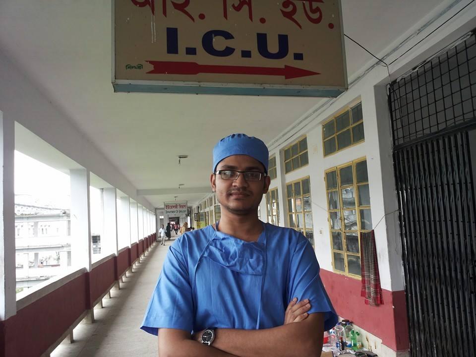 ময়মনসিংহ মেডিকেল কলেজের এক ডাক্তারের মৃত্যু