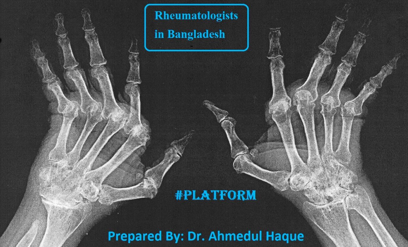 Rheumatologists in Bangladesh