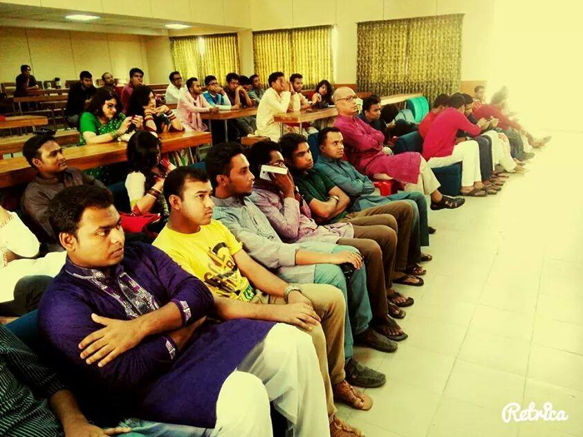 সোহরাওয়ার্দী মেডিকেল কলেজ বর্ষবরণ- প্ল্যাটফর্ম