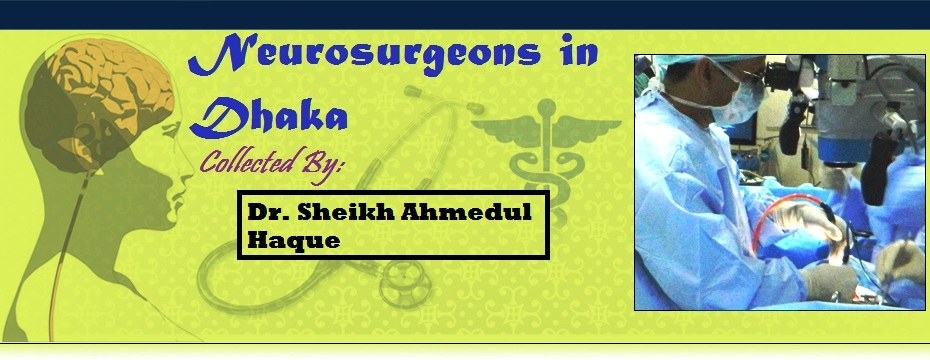 Neurosurgeons in Dhaka