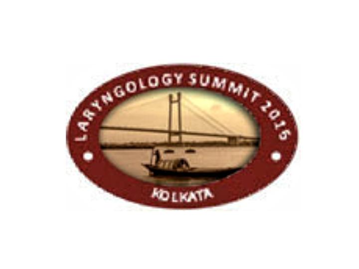 Laryngology summit 2015