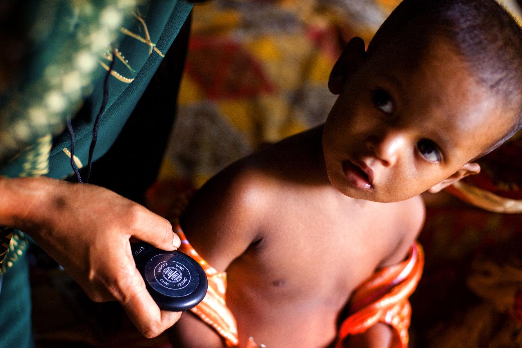 Bangladeshi Scientist Jobayer Chisti wins International award for Childhood Pneumonia Innovation