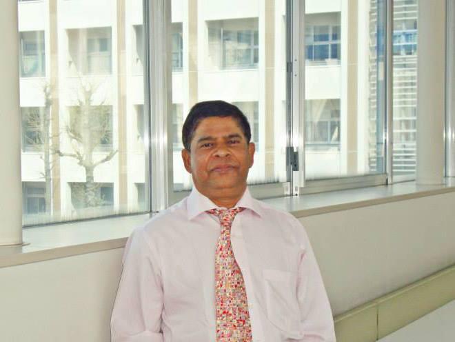 বাংলাদেশ অর্থোডণ্টিক সোসাইটি'র নবনির্বাচিত  সভাপতি  ডাঃ জাকির হোসেন