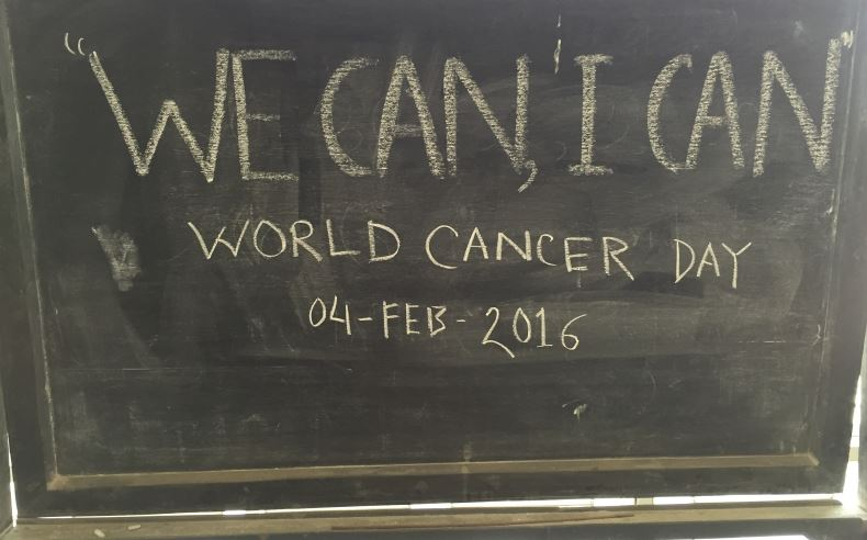 """Cancer Awareness Quiz Contest 2016"" Result for SSNIMC"