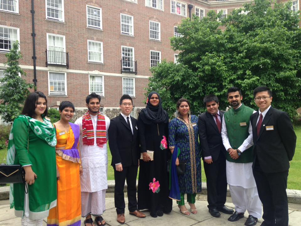 Asian QYL heading to Buckingham Palace