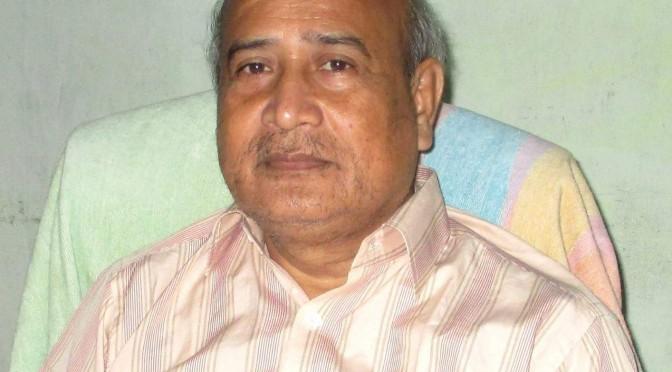 কাঁচির বদলে ইট- ডা. শামীম হুসাইন