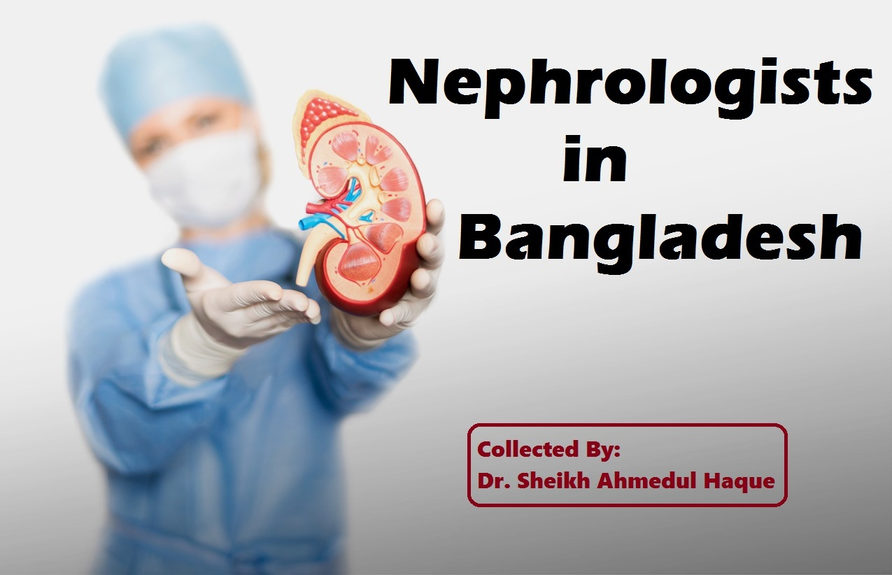 Nephrologists in Bangladesh