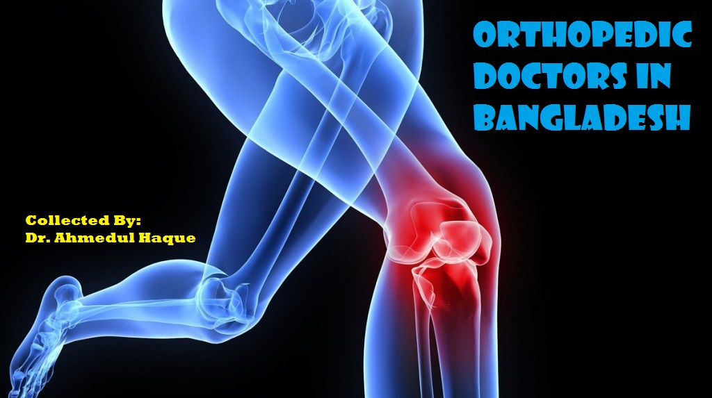Orthopedic Doctors in Bangladesh