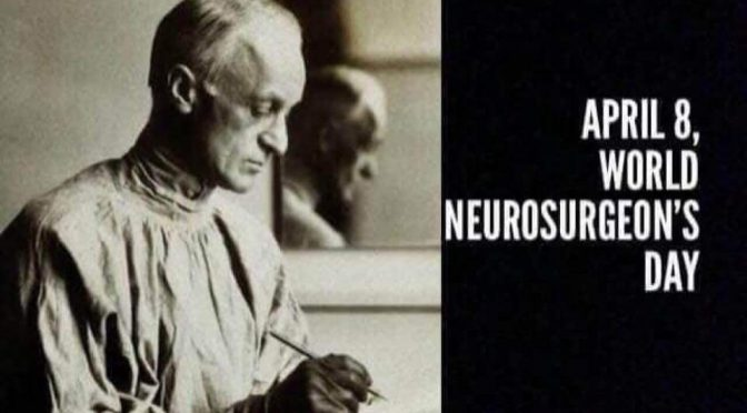 Today is World Neurosurgeon's day | 8, April