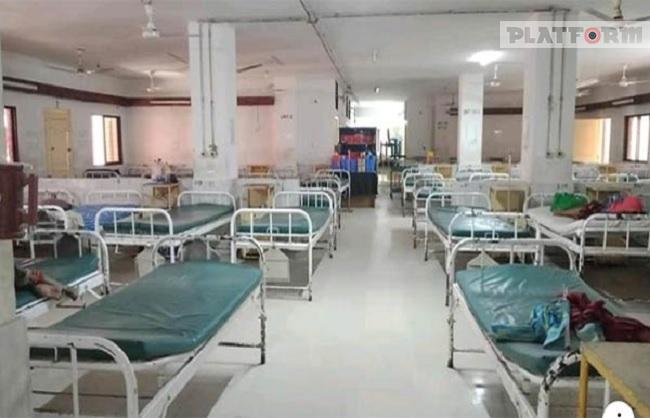 করোনা ভাইরাস প্রতিরোধে সরকারি হাসপাতালে চালু হচ্ছে আইসোলেশন ইউনিট