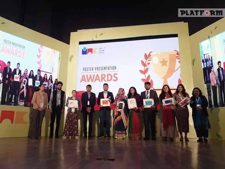 ইন্ডিয়া অটিজম সেন্টার আয়োজিত আন্তর্জাতিক সম্মেলনে পুরস্কার জিতল IFMSA বাংলাদেশ