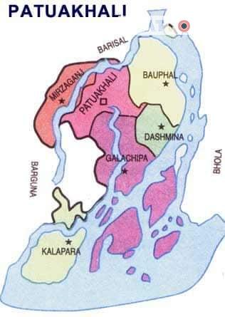 পটুয়াখালী জেলায় করোনা পরিস্থিতির অবনতি