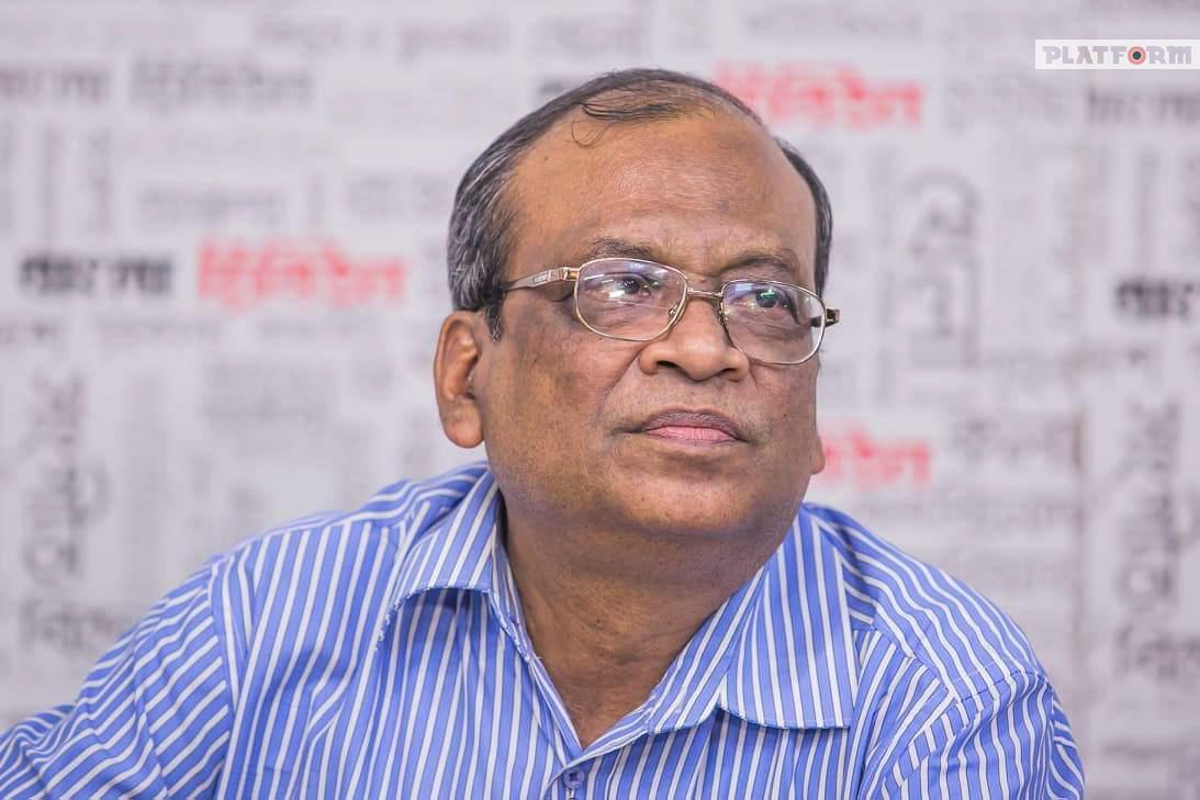 """""""স্বাস্থ্যকর্মীদের জন্য প্রণোদনা ও স্বাস্থ্যবীমা প্রয়োজন"""": অধ্যাপক ডা. এবিএম আব্দুল্লাহ"""