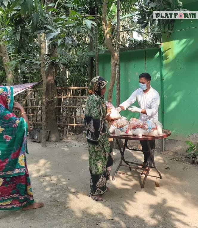থেমে নেই চাঁদপুরের মেডিকেল ও ডেন্টাল শিক্ষার্থীদের কার্যক্রম