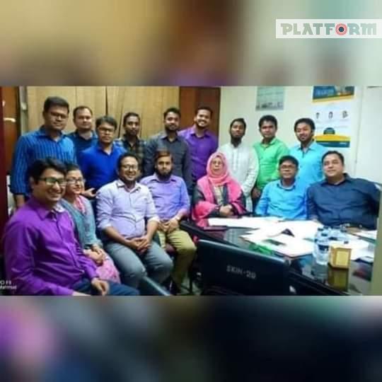বিক্রমপুর-মুন্সীগঞ্জ মেডিকেল এন্ড ডেন্টাল সোসাইটি- স্টুডেন্ট উইং আহ্বায়ক কমিটি গঠন