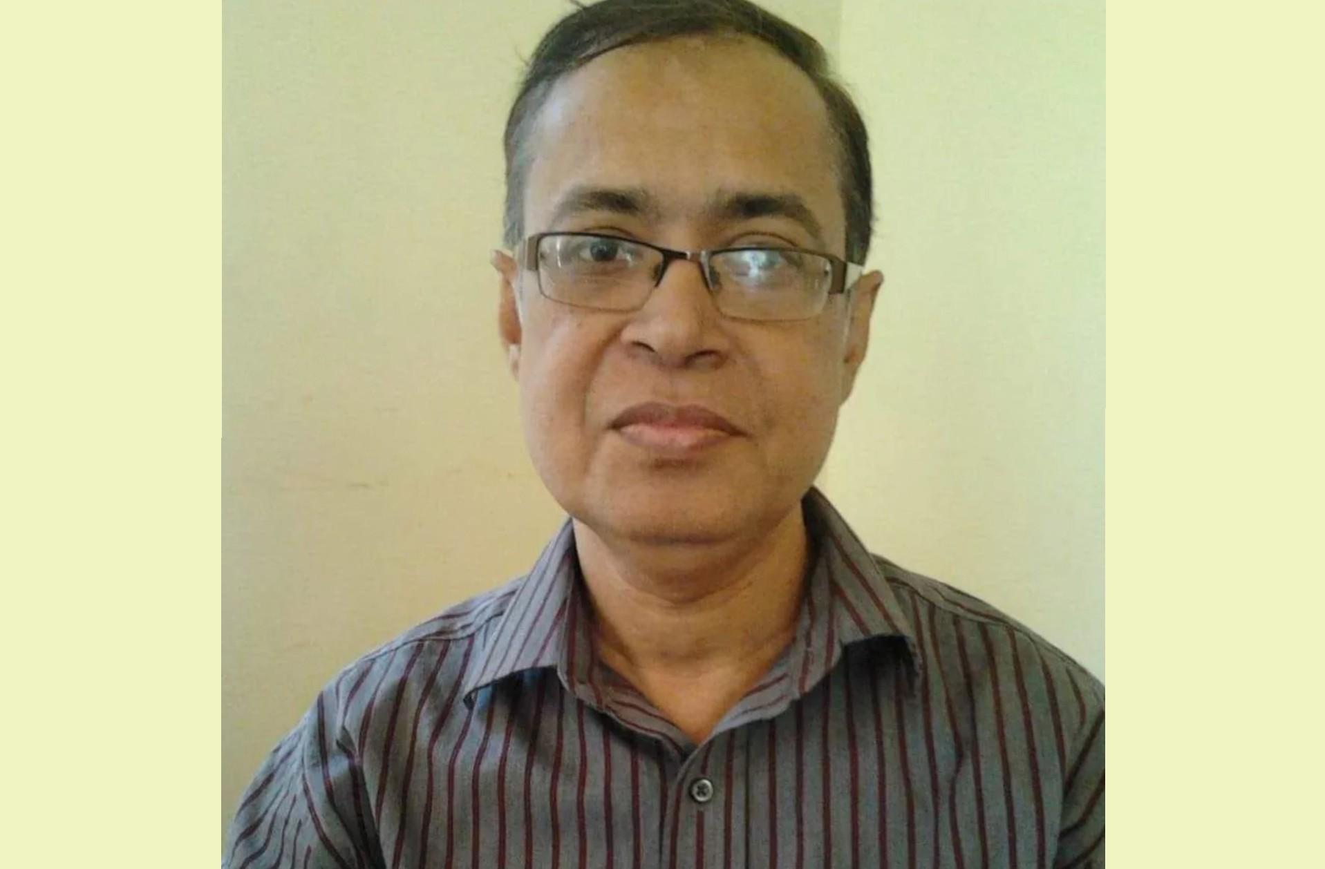 """চট্টগ্রাম মেডিকেল বিশ্ববিদ্যালয়ের """"ডেন্টিস্ট্রি"""" অনুষদের প্রথম ডীন অধ্যাপক ডা. আকরাম"""
