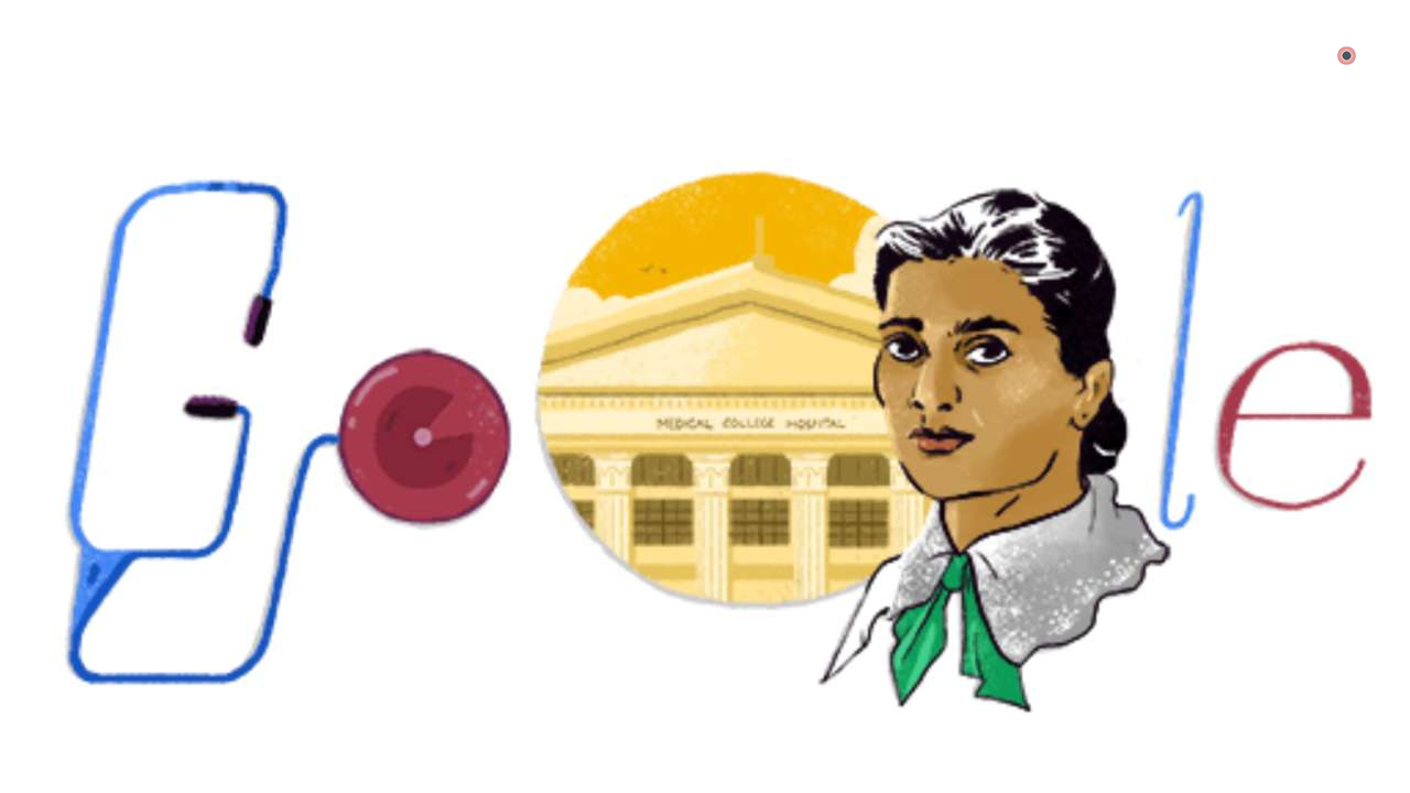 উপমহাদেশের প্রথম নারী চিকিৎসক কাদম্বিনী গাঙ্গুলীর জন্মদিনে বিশেষ গুগল ডুডল